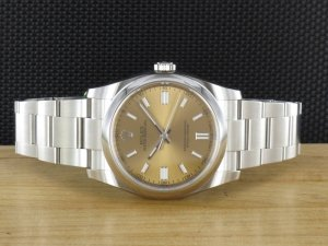Rolex Oyster Perpetual 36 white grape 116000