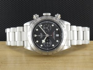 Tudor Heritage Black Bay Chrono 79350