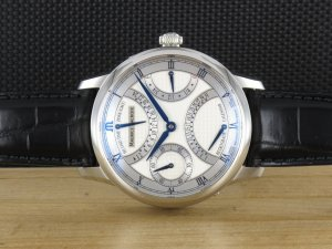 Maurice Lacroix Masterpiece Double Retrograde Automatik MP6578-SS001
