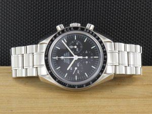 Omega Speedmaster Moon Watch Saphirglas 35735000